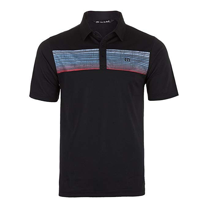 Travis Mathew TravisMathew Mens Three Jack Polo