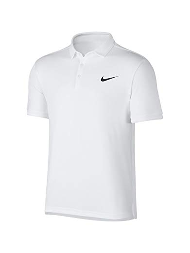 Nike Men's Court Dry Polo Team Tennis Shirt