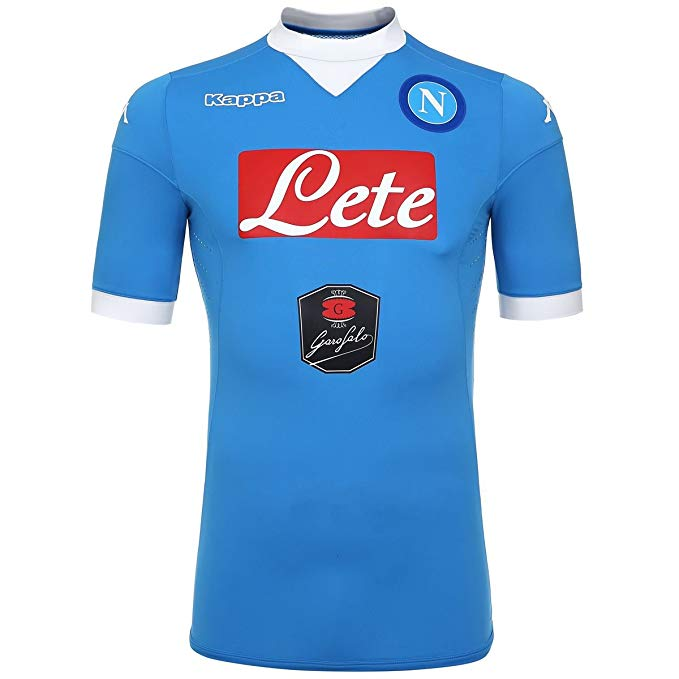 Napoli Home Authentic Jersey 2015/2016
