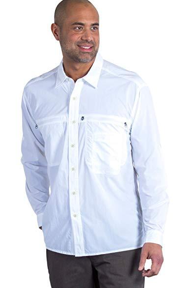 Exofficio Men's Reef Runner Lite Long Sleeve Shirt