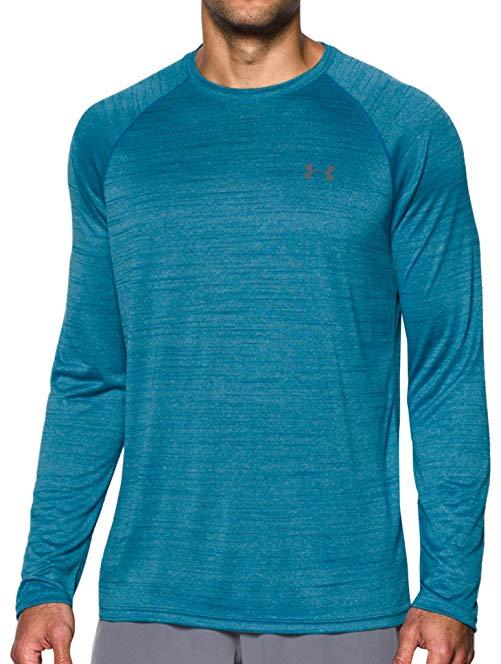 Under Armour Men's Tech Patterned Long Sleeve T-Shirt