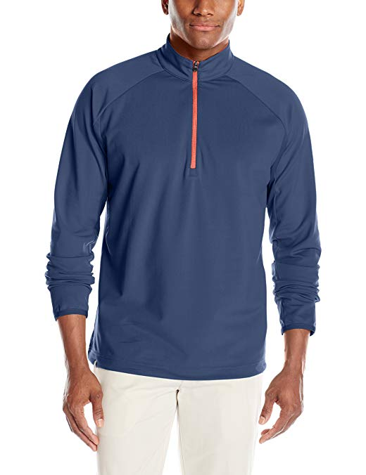 adidas Golf Men's Climacool Competition 1/4 Zip Layering Top