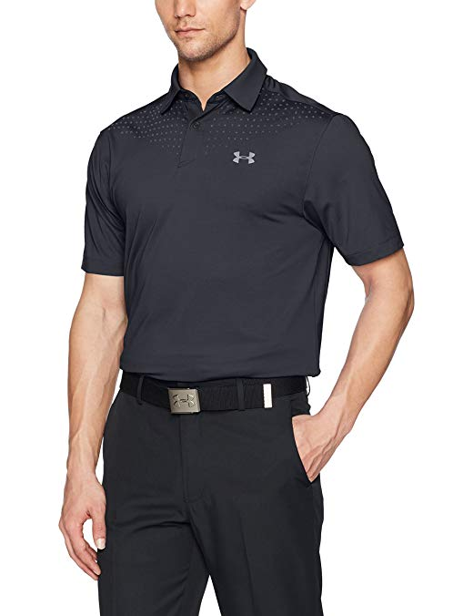 Under Armour Men's CoolSwitch Ice Pick Polo