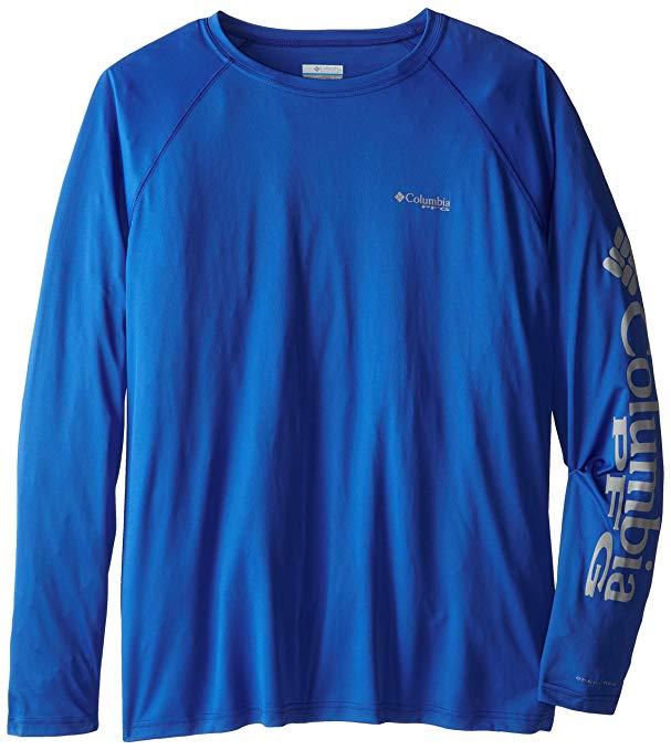 Columbia Sportswear Men's Terminal Tackle Long Sleeve Shirt