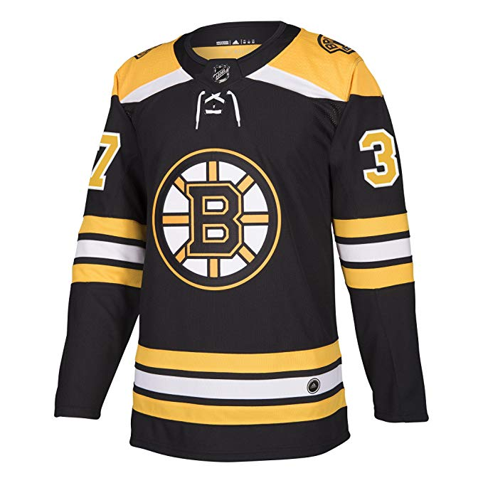 adidas Men's NHL Boston Bruins Bergeron Home Jersey