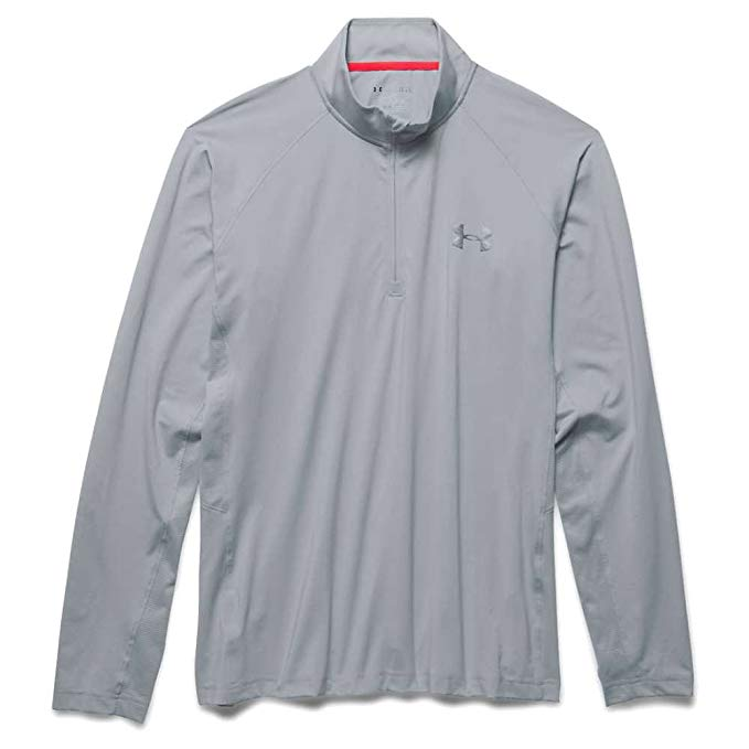 Under Armour Coolswitch Thermocline 1/4 Zip Top - Men's Amalgam Gray XL