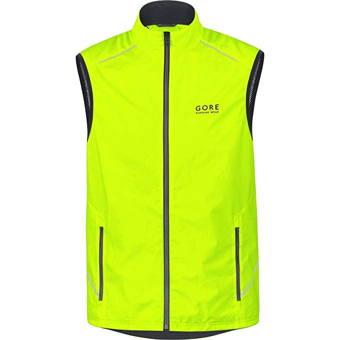 Gore Running Wear Essential Active Shell Vest