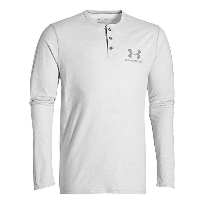 Under Armour Men's Henley T-Shirt