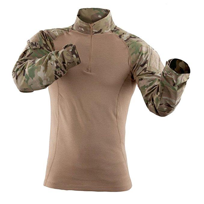 5.11 Tactical #72185 TDU Rapid Assault Long Sleeve Shirt (Multicamo)