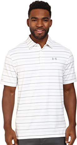 Under Armour Coldblack Par Stripe Polo - Men's