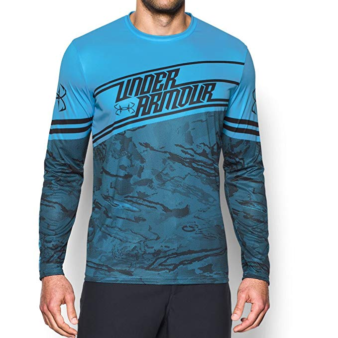 Under Armour Men`s UA Fishing Jersey Long Sleeve Shirt