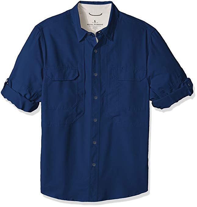 Royal Robbins Men's Expedition Chill Long Sleeve Shirt