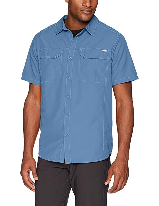 Columbia Sportswear Men's Silver Ridge Short Sleeve Shirt
