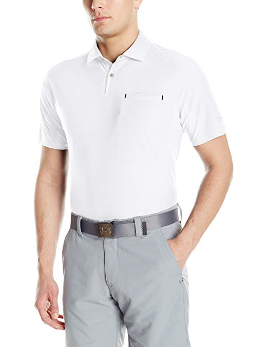 Under Armour Men's Threadborne Tips Polo