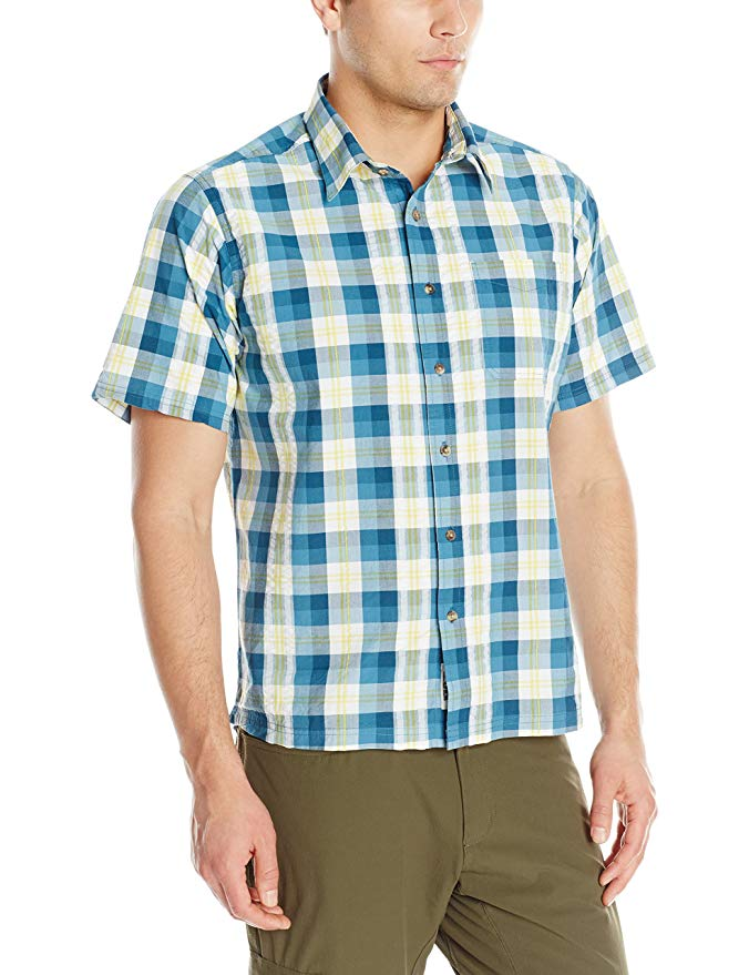 Mountain Khakis Men's Deep Creek Crinkle Shirt